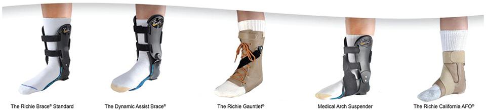 The Richie Brace Styles